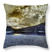 An Idaho Fantasy 3 Throw Pillow