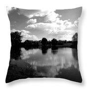 An Inner Choice Throw Pillow