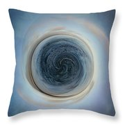 An Ode To The Sea Throw Pillow