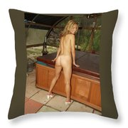 Ana Paula Throw Pillow