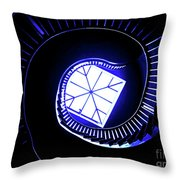 Anatonmy Of A Conch Throw Pillow