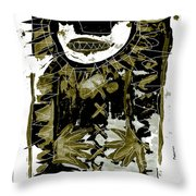 Ancestor 1b Throw Pillow