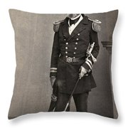Andrew Hull Foote Throw Pillow