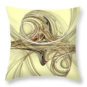 Andromeda Throw Pillow