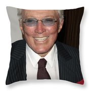 Andy Williams Throw Pillow