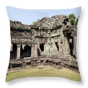 Angkor Archaeological Park Throw Pillow