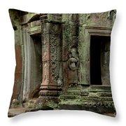 Ankor Wat Cambodia Throw Pillow