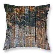 Annular Solar Eclipse - 05-20-2012 Throw Pillow