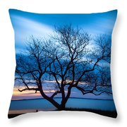 Another Favorite Tree Throw Pillow
