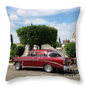 Another Old Classic Throw Pillow