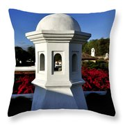 Antigua Chimney Throw Pillow