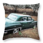 Antique Dodge  Throw Pillow