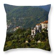 Antona Italy Throw Pillow