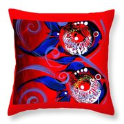 Anything Fish 1 Throw Pillow