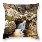 Apikuni Waterfall Throw Pillow