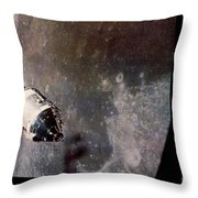 Apollo Command And Service Model Throw Pillow