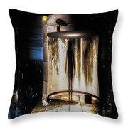 Apparition Throw Pillow by Bob Orsillo
