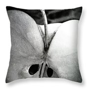Apple 3 Throw Pillow
