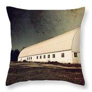Appleton Barn Throw Pillow by Joel Witmeyer