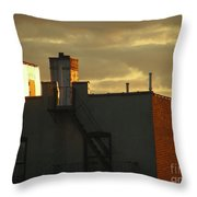 April 14 2008 Throw Pillow