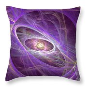 Ara Throw Pillow