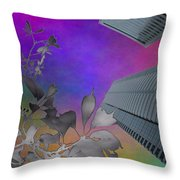 Arbor Dreaming Throw Pillow