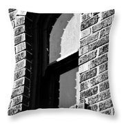 Arch Beauty Throw Pillow