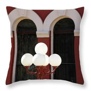 Arched Elegance For Mom Throw Pillow