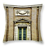 Architectural Detail 1 Throw Pillow