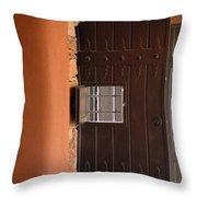 Architectural Detail 6 Throw Pillow
