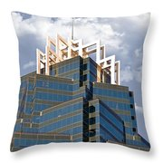 Architectural Details Throw Pillow