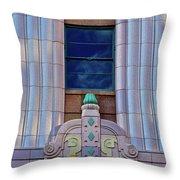 Architectural Study San Antonio Texas Throw Pillow