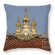 Architecture 1 Throw Pillow
