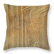 Arcitecural Art Throw Pillow