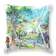 Arcos De Valvedez In Portugal 02 Throw Pillow