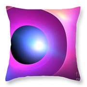 Arcturus Throw Pillow