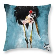 Are You Free Tonight Throw Pillow