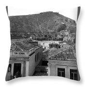 Argos Greece - C 1907 Throw Pillow