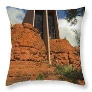 Arizona Outback 4 Throw Pillow by Mike McGlothlen