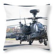 Army Life Throw Pillow