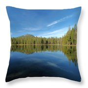 Arrow In The Sky Throw Pillow
