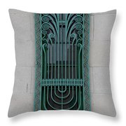 Art Deco 11 Throw Pillow