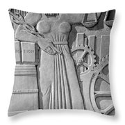 Art Deco 15 Throw Pillow