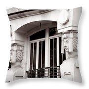 Art Deco 17 Throw Pillow