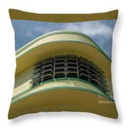 Art Deco Detail Throw Pillow