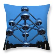 Art In Architecture 1 Throw Pillow