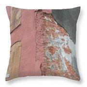 Artful Aging Throw Pillow