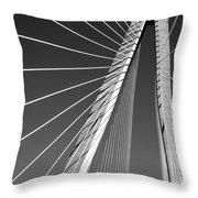 Arthur Ravenel Jr.bridge Throw Pillow
