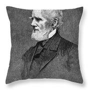 Arthur Tappan (1786-1865) Throw Pillow