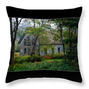 Artist Hideout 2 Throw Pillow